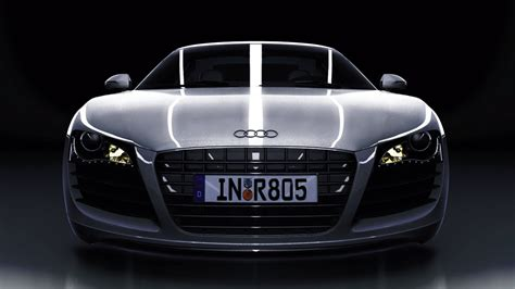 Audi Front Car 1920x1080 - 9to5 Car Wallpapers